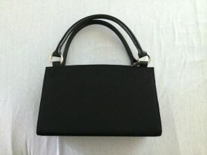 Base classique noire Miche Bag