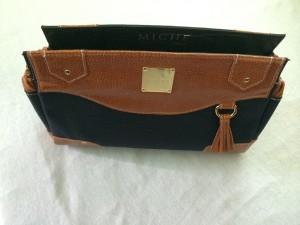 Facette Miche Bag Mavy