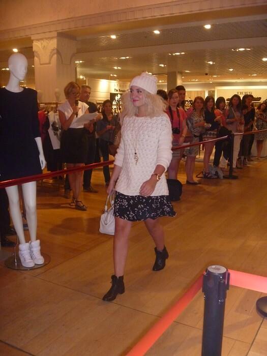 Défilé afterwork Galeries Lafayettes - Rennes