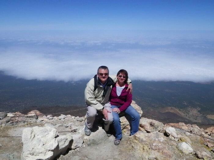 Teide à 3718 m