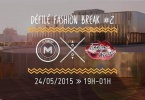 Affiche du défilé fashion break
