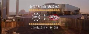 Affiche du défilé fashion break