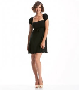 robe avec manches