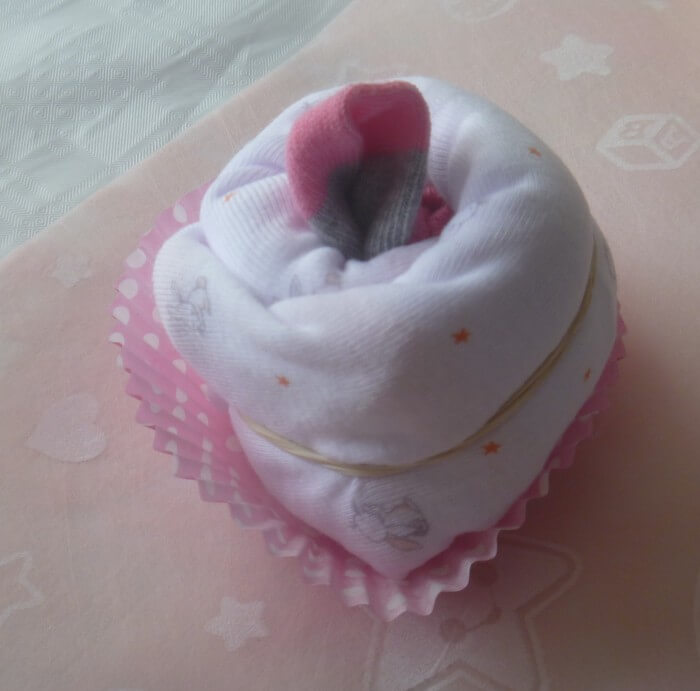 Cupacake body chaussette