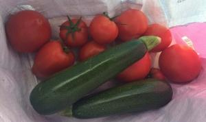 Légumes du maraicher