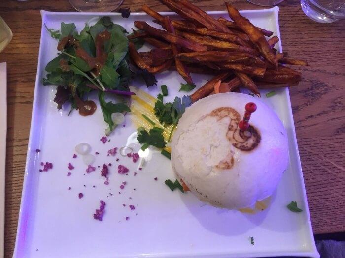 Plat - Tous au restaurant - Rennes