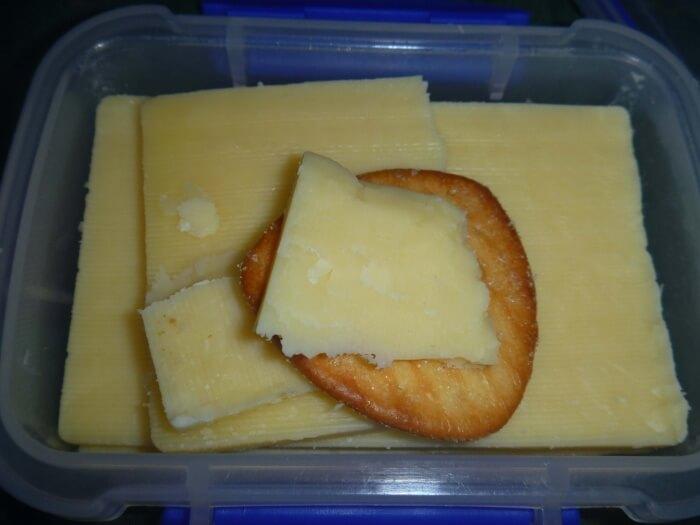 Fromage et crackers - Nouvel an - Sydney - Australie