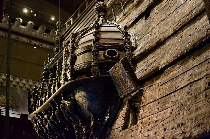 Vasa - Stockholm - Suède