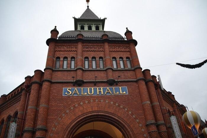 Marché - Stockholm