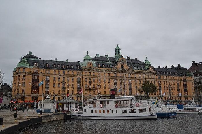 Promenade - Stockholm - Suède