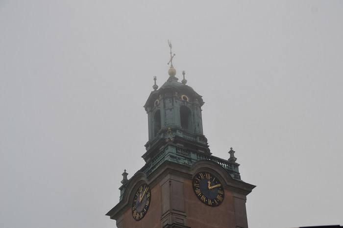 Relève de la garde - Stockholm