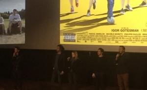 Equipe du film five
