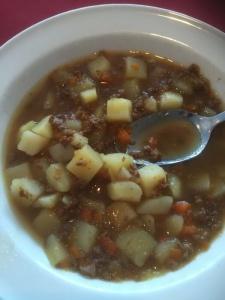Soupe lapone