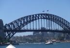 Harbour bridge - Sydney - Australie