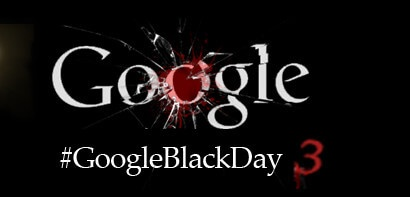 Google Black Day 3