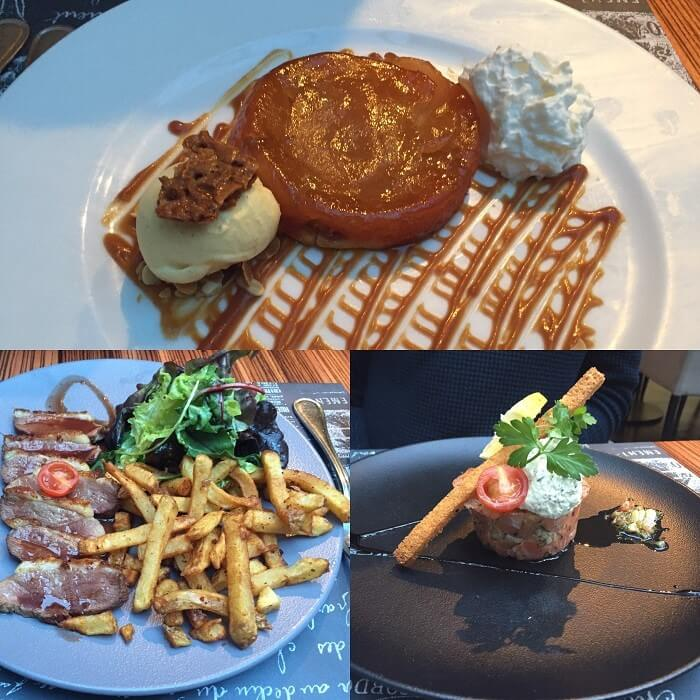 Restaurant Rennes
