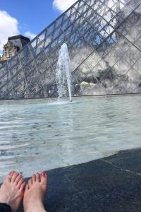 WE 14 juillet - Louvre