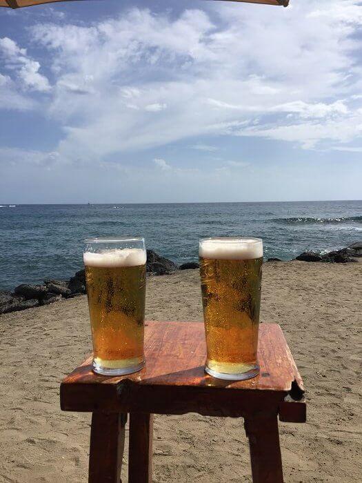 Bar Playa de Las Americas - Tenerife - Iles Canaries