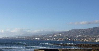 Bord de mer - Tenerife - Iles Canaries