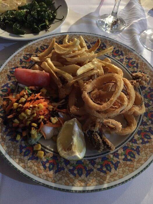 Restaurant mirador de la centinela - Tenerife - Iles Canaries