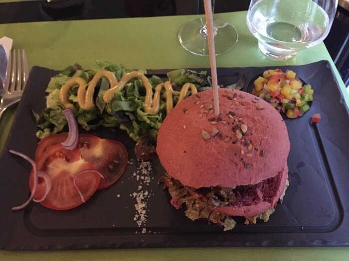 Plat - Restaurant Le tripot Avranches