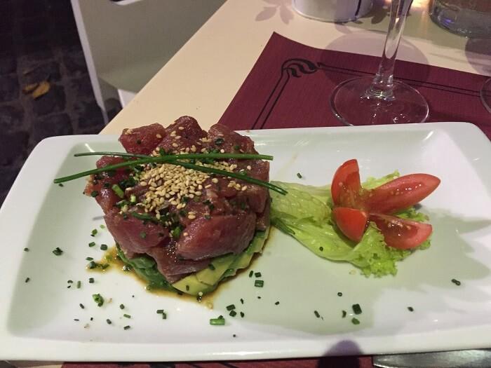 Restaurant Plaza - Tenerife - Iles Canaries