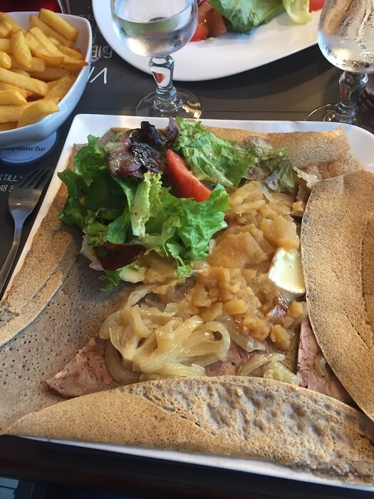 Crêperie Le Triskell - Avranches