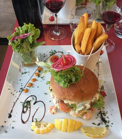 Restaurant La Gigouillette Saint Jean de Monts (2)