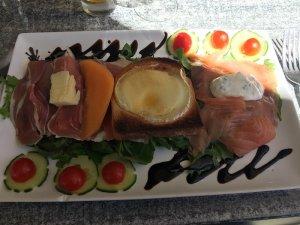 Restaurant Pignon sur mer Saint jean de Monts