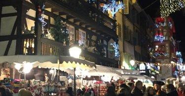Week-end Strasbourg - Marché de Noël