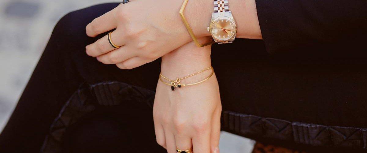 Matière bracelet